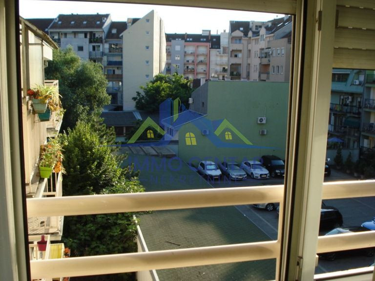 Novi Sad, Grbavica - Namešten jednoiposoban stan I